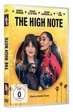 The High Note [DVD/NEU/OVP] Musikfilm mit Dakota Johnson, Tracee Ellis Ross,