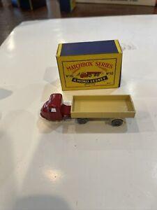 Moko Lesney 10a Mechanical Horse w/Original Box