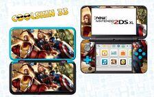 AVENGERS - vinyl Skin Aufkleber für Nintendo NEW 2DS XL - réf 178