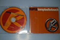 Rupee ‎– Tempted To Touch. CD-SINGLE PROMO