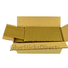 "Gold Metallic Colored Glue Stick mini X 4"" 5 lbs"