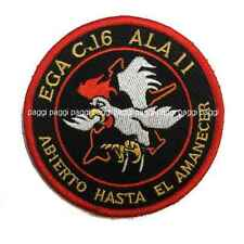 Patch B34 Spanish Air Force – 11th  wing  (ala 11) – EFA