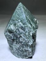 "4.5"" Green Aventurine Point Cluster Crystal Quartz Natural Stone MMS"