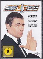 Johnny English *DVD*NEU*OVP* Rowan Atkinson - John Malkovich