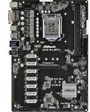 ASRock H110 Pro BTC+ ATX Mainboard - Intel Socket 1151