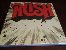 Rush Rush Re-DISCovered LP Box DMM MASTERED 200 GRAM LP RARE LIMITED Box Set
