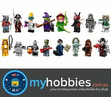Monster Minifigure Series Complete Sets & Packs