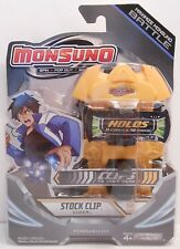 Monsuno Stock Clip STORM Yellow Maximize Battle