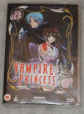 Vampiro PRINCESS MIYU Colección - ANIME - 6 DISCOS DVD caja NUEVO Y SIN ABRIR R2