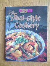 Cook Book EASY THAI STYLE Cookery Recipes Cooking Australian Womens Weekly