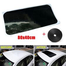 Car Decoration Film Sunroof Membrane PVC Skylight Film 80x40cm Protective Paint