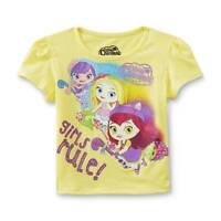 LITTLEST PET SHOP PINK SS SHIRT SIZE 2T 3T 4T 5T NEW!