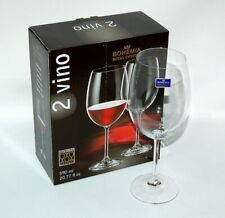 Bohemia Crystal Wine  Glass 590ml set of