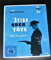 Stirb Ou Tue Western Légendes #5 Peter Lee Lawrence blu ray +DVD Coffret Neuf
