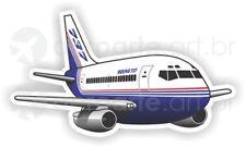 Boeing 737-200 aircraft sticker