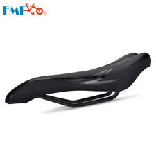 Soft Wide Road Bike Bicycle Pu Leather Wear Proof Saddle Pad Seat Comfortable