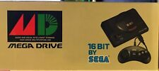 SEGA Mega Drive Mini  + 6 Button Pad + 9000 Spiele + Tasche NEU uvm.