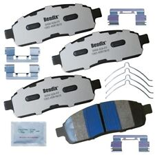 Disc Brake Pad Set fits 2004-2009 Ford F-150  BENDIX FLEET METLOK