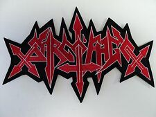 SARCOFAGO  EMBROIDERED BACK PATCH