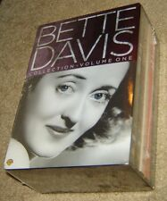 Bette Davis Collection - Volume 1 (DVD, 2008, 5-Disc Set), NEW, SEALED, CLASSICS