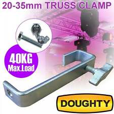 35mm Doughty Heavy Duty Truss Hook Clamp 40Kg Load C/W Bolts DJ Lighting *SALE*