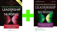 Transformational Leadership in Nursing: From Expert Clinician Third edition 2020