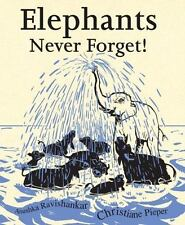 Elephants Never Forget-ExLibrary