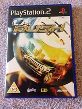 PlayStation 2 (PS2) Game - L.A. Rush