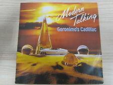 Single /  Modern Talking – Geronimo's Cadillac / DE PRESS / 108 620 / RAR /