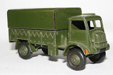 1950's Dinky #623 Army Covered Wagon Truck, Original