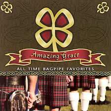 Amazing Grace: All Time Bagpipe Favorite * by Scottish National Pipe & Drum...