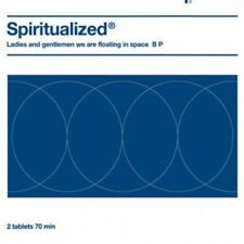 SPIRITUALIZED Ladies And Gentlemen We Are Floating In Space 2x LP NEW VINYL Pla