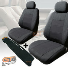 Custom Seat Covers + DASH MAT PACKAGE to Suit Toyota Hiace 150 03/2005-01/2014