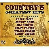 Various Artists - Country's Greatest Hits [Not Now 3CD] (2013)