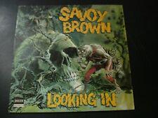 SAVOY BROWN LOOKING IN GERMANY LP RECORD