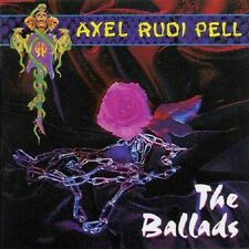 AXEL RUDI PELL The ballads CD Erstrelease SPV