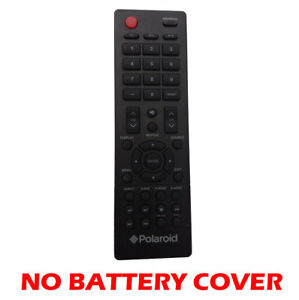 OEM Polaroid TV Remote Control for KT1744 (No Cover)