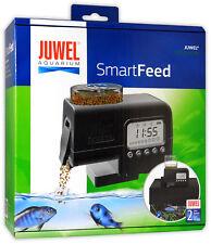 Juwel Acuario Auto smartfeed Alimentador Automático Alimento Peces Escamas Pellet Peces Tanque