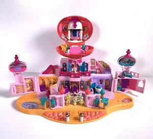 Vintage Polly Pocket Disney Aladdin The Royal Palace Jasmines Palace 3 Figures