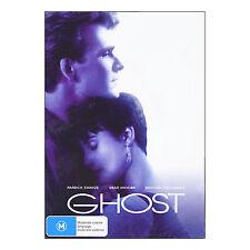 Ghost DVD Brand New Region 4 Aust. - Patrick Swayze, Demi Moore