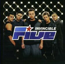 5ive, Five - Invincible [New CD] Manufactured On Demand