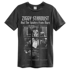 Amplified David Bowie - Ziggy Stardust Spiders From Mars - Unisex T-Shirt