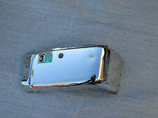 GMC Sierra Silverado Rear Bumper Chrome Extension 07 08 09 10 Factory OEM Sensor