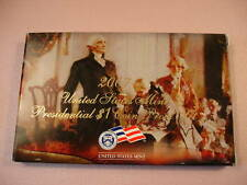 2007 US Mint Presidential $1 Coin Proof Set (PD0) COA 10 sets total