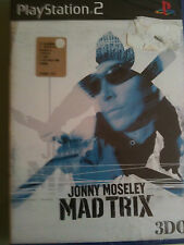 JONNY MOSELEY MAD TRIX NUOVO SIGILLATO ITA PS2