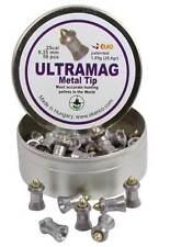 Skenco Predator .25 Ultramag Metal Mag Tipped Pointed Pellet - 50 ct 28.6 Grains