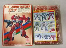 Vintage Imai Armo-Soldier 1/72 Legioss Mospeada Afc-01Z