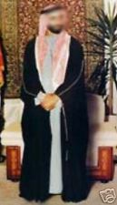 6 piece Genie Arabian Sultan Ali Baba Arab Aladdin Fancy Dress Costume Turban BN