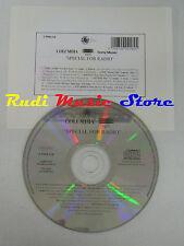 CD PROMO RADIO COLUMBIA EPIC SONY 2 PRM 216 Cyndi lauper suede lp mc dvd (S5) 5