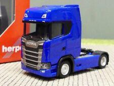 1/87 Herpa Scania CS20 HD 2-Achs ZM blau 306768-002